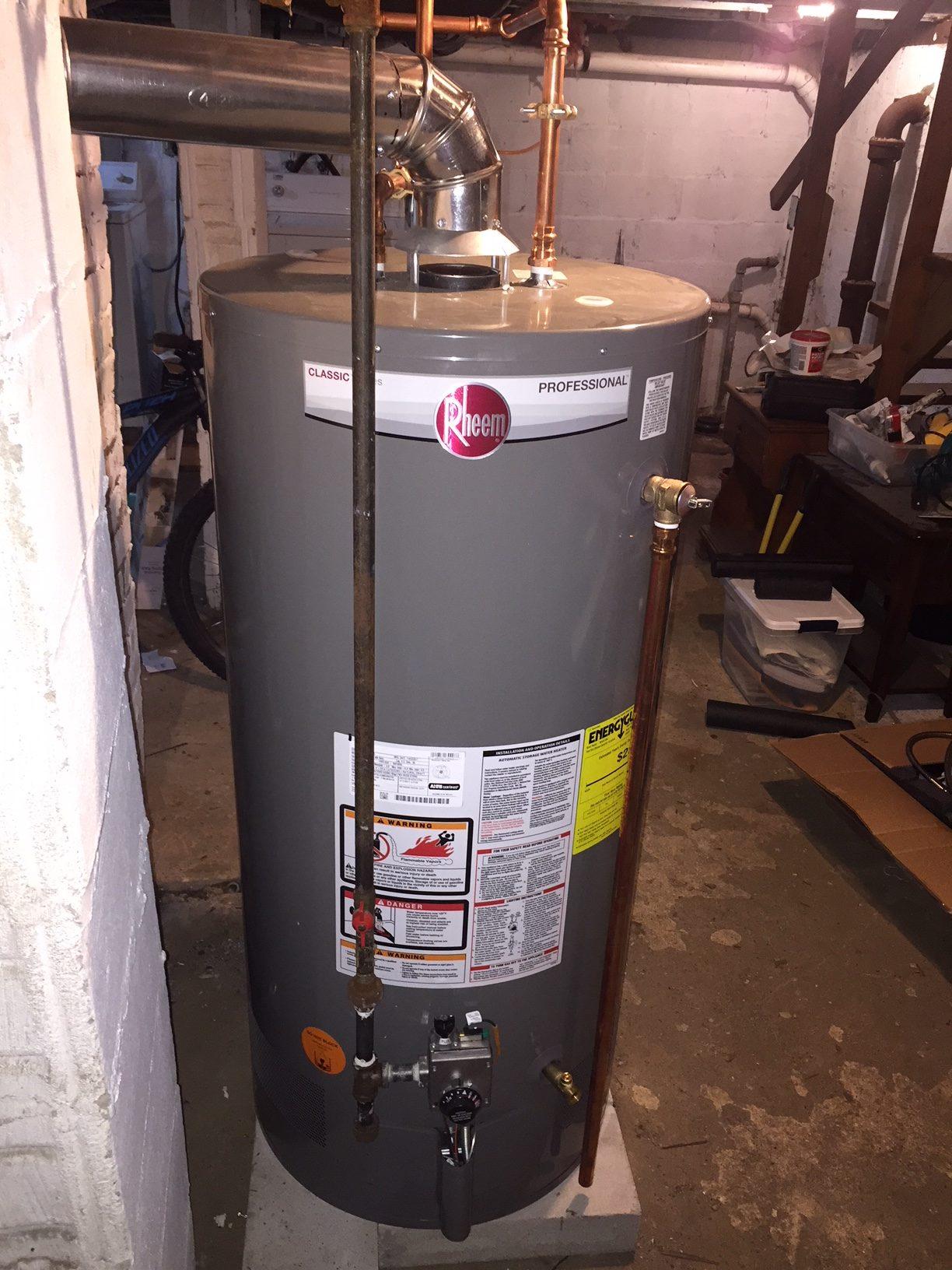 Nj Plumbing Company Water Heaters Sump Pumps Drain